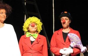 clownscen